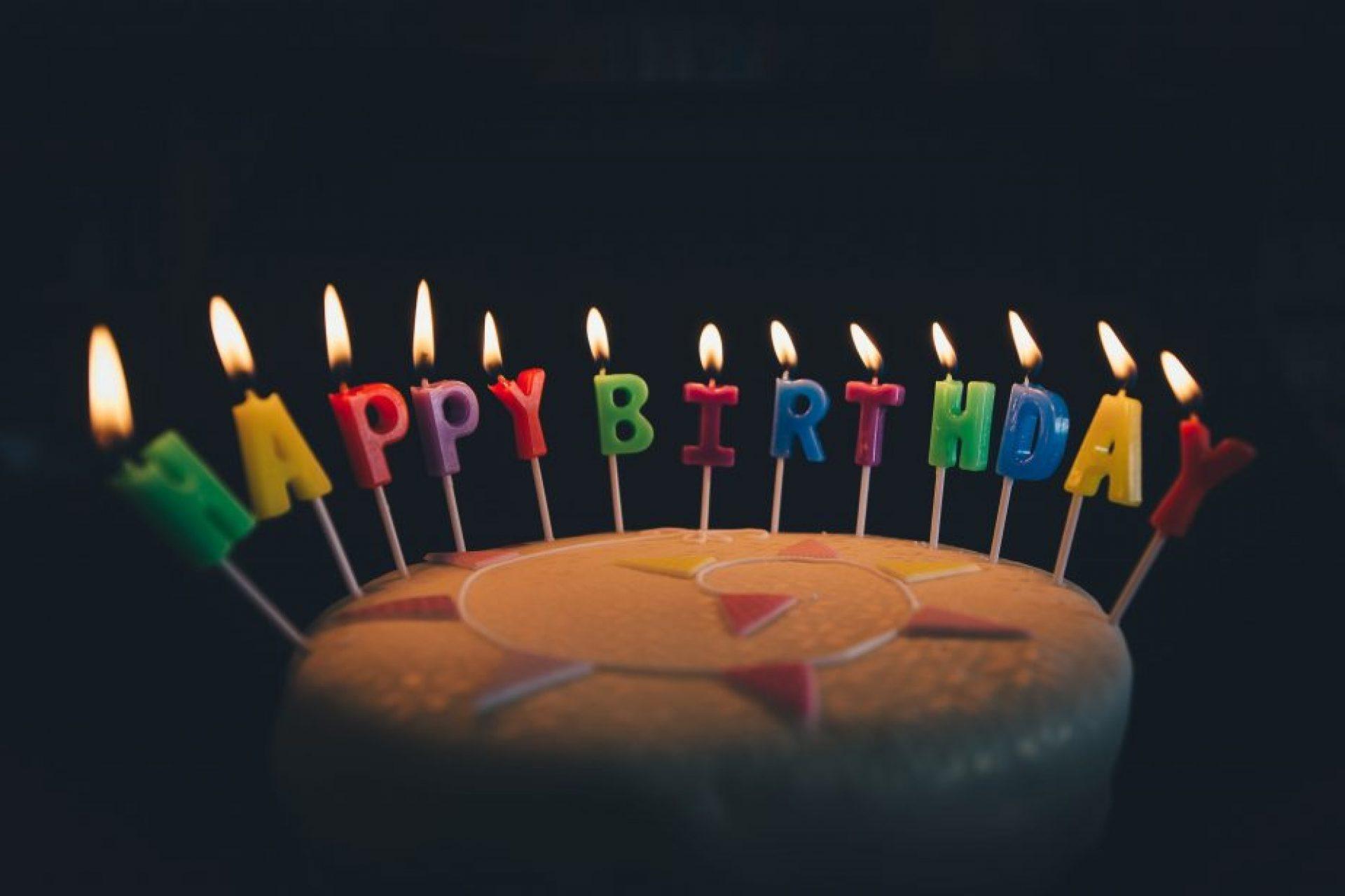 Happy Birthday DSGVO!